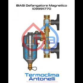 DEFANGATORE MAGNETICO BIASI 3/4 - 3/4 CON 2 VALVOLE DI CHIUSURA 1099911770
