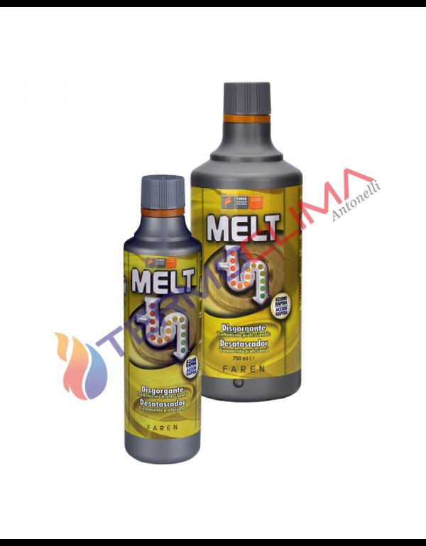 DISGORGANTE PROFESSIONALE FAREN MELT 750 ML