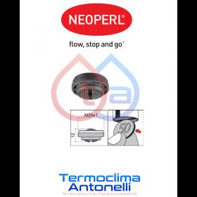 Aeratore COIN SLOT PCA M24x1 ; 5l/min.  NEOPERL 45303890