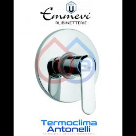 Miscelatore doccia incasso cromato EMMEVI NEFER CR77009