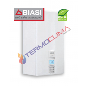 CALDAIA A CONDENSAZIONE BIASI INOVIA COND PLUS 25S metano + Kit fumi