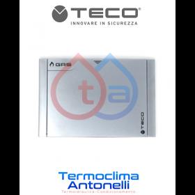 PLACCA SILVER PER VALVOLA TECO K2.1 , misura 135x90, B01    KPLB0101800