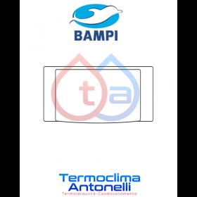 PLACCA IOTA BIANCA 335x165 1 TASTO   BAMPI CPLACC1T