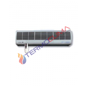 BARRIERA D'ARIA TECNOBREEZE NATURAL WIND 1500 MM SENZA RESIST. (CON TELECOMANDO)
