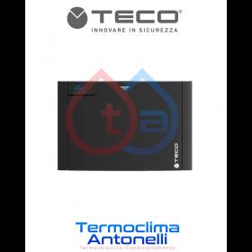 PLACCA NERO SOFT TOUCH   PER COLLETTORE DA INCASSO ACQUA TECO K4.3  D03  DM. 230X140  TECO KPLD0301A00