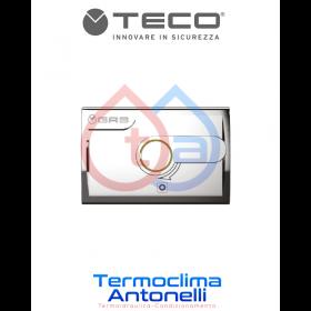 KIT RICAMBIO PLACCA + LEVA PER VALVOLA GAS K164   TECO K1PL0001