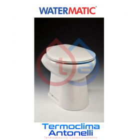 VASO WC IN CERAMICA CON TRITURATORE INTEGRATO WATERMATIC W11 SP